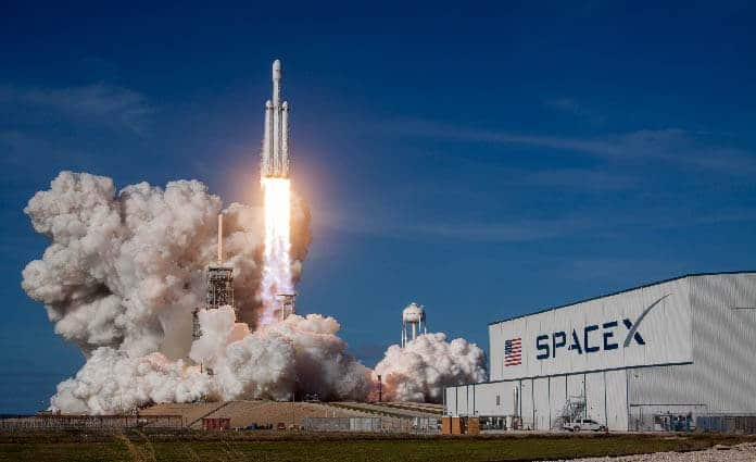 spacex rocket launcher 1